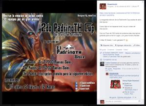 Padrinoth Cup 2