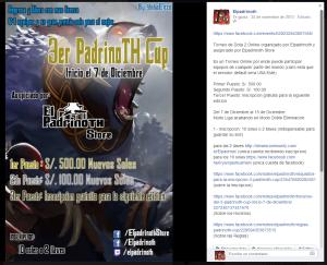 Padrinoth Cup 3